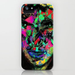 Behold The Shine. iPhone Case