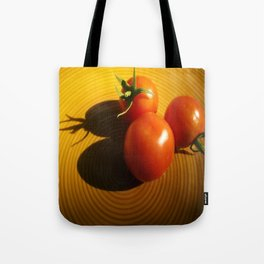 Abstract Tomato Tote Bag