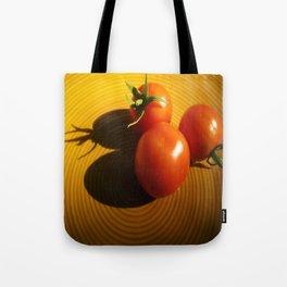 Abstract Tomato Tote Bag