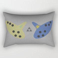 A Friendship Through Time Rectangular Pillow