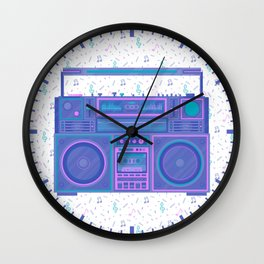 Party Essential Wall Clock