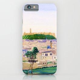 Aleppo, Syria - Sydney William Carline iPhone Case