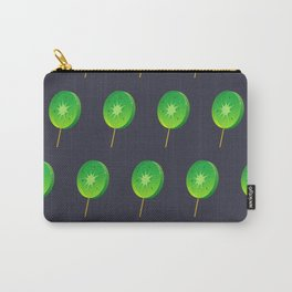 crystal kiwi Carry-All Pouch