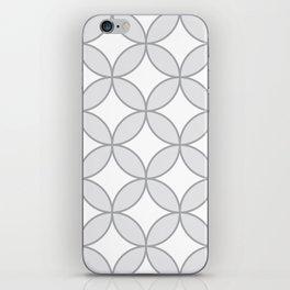 Circles Circles iPhone Skin