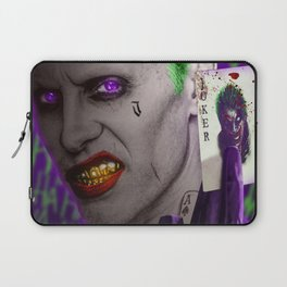 Here's My Card Laptop Sleeve