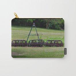 Vintage Tiller Carry-All Pouch
