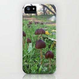 Found Fungus iPhone Case