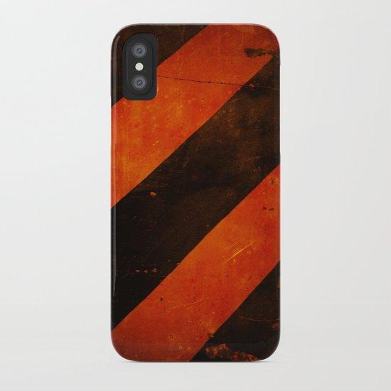 LAST WARNING! iPhone Case