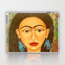 My homage to Frida Laptop & iPad Skin