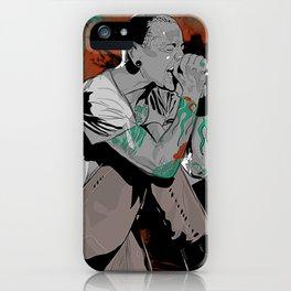 Chester Bennington iPhone Case