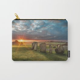 Drombeg Stone Circle Carry-All Pouch