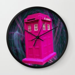 The Doc Box Wall Clock