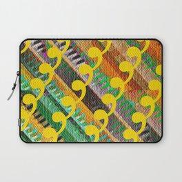 Asia, Tanzania, Florida, Laponia & Quetzal Laptop Sleeve
