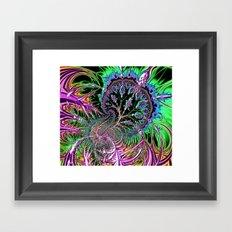 Leaf 1 Framed Art Print