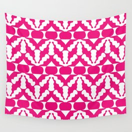 Radish Pop Art Wall Tapestry
