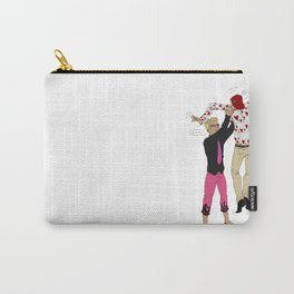 Awkward sibling love - One Piece Carry-All Pouch