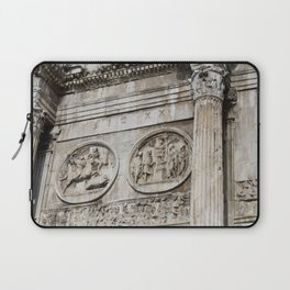 Arch of Constantine Laptop Sleeve