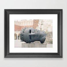 Eros Bendato, Krakow Framed Art Print