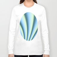 apollo Long Sleeve T-shirts featuring Apollo in MWY 00 by Charma Rose
