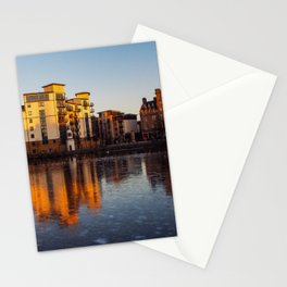 Ice on Leith Stationery Cards