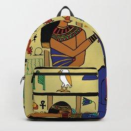 Egyptian Artist Backpack