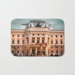Bratislava National Theater Bath Mat