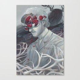 Hannibal - Will Graham Canvas Print