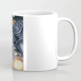 Aliens attack. Coffee Mug