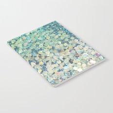 Mermaid Scales Notebook