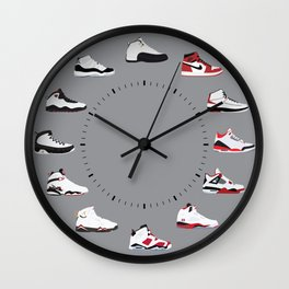 J24 Hours Wall Clock