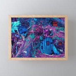Fairy house II Framed Mini Art Print