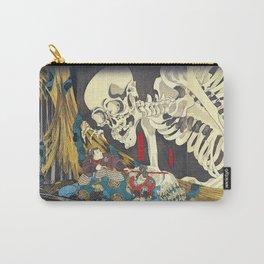 Utagawa Kuniyoshi Takiyasha The Witch Carry-All Pouch