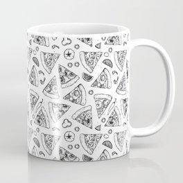 Pizza Pattern | Fast Food Cheese Italian Coffee Mug