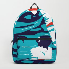 spiritual bath Backpack