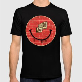 391fbd268e SMILE BIG BROTHER IS WATCHING T-shirt