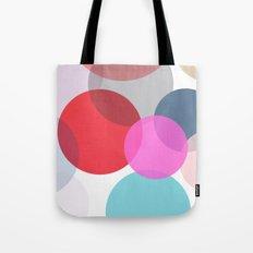 Pop Dots Tote Bag
