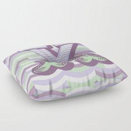 Letter X Floor Pillow