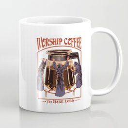 Worship Coffee Coffee Mug