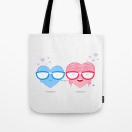 Nerd Love #1 Tote Bag