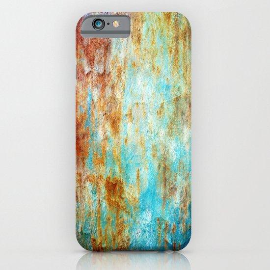 Grunge 'n' Rust iPhone & iPod Case