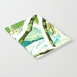 The Winter Green Notebook