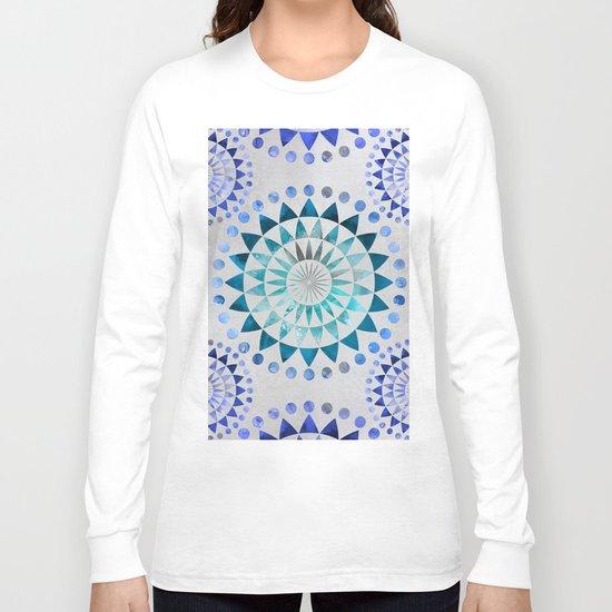 Mandala Pattern Long Sleeve T-shirt