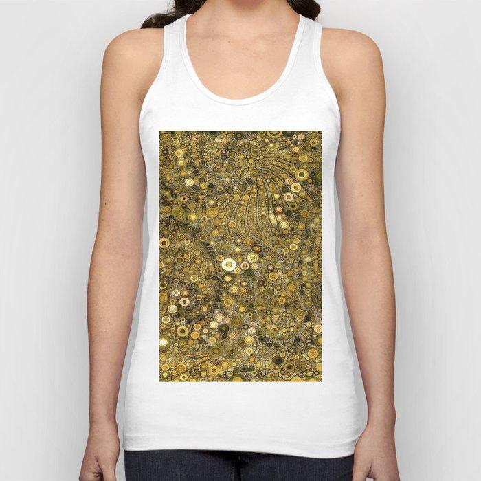 :: Good as Gold :: Unisex Tanktop