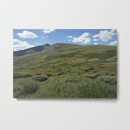 Guanella Pass Horizon Metal Print