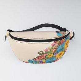 Flower Girl Fanny Pack