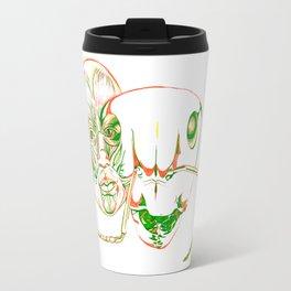 The Metamorphosis Travel Mug