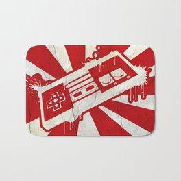 NES CONTROLLER Bath Mat
