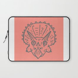 Asteroid Anxiety - Triceratops Laptop Sleeve