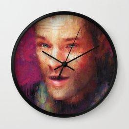 Trust Fund Wall Clock