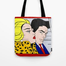 Riding in Cars with Boys Tote Bag